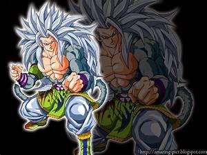 Goku Super Saiyan 5 Dragon Ball Z Kai   Amazing Picture