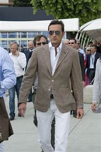 Stylish Italian men's fashion at PITTI UOMO in Florence ...