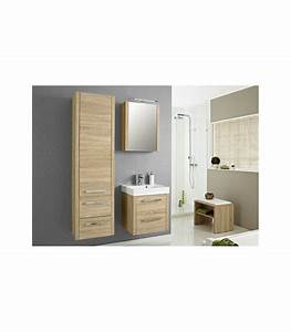 Meuble Salle De Bain Suspendu : meuble suspendu salle de bain lardo 50 banyo ~ Edinachiropracticcenter.com Idées de Décoration