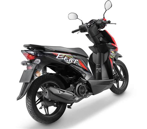 Boon Siew Honda Launches Updated 2017 Honda Beat Rm5724