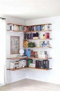 23, Stunningly, Corner, Shelf, Ideas