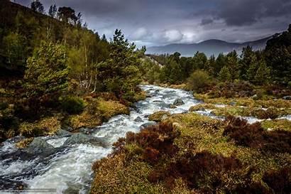 Scottish Highlands Scotland Wallpapers Highland Desktop Nature