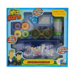 Wild Kratts 4-Pack Creature Power Action Figures