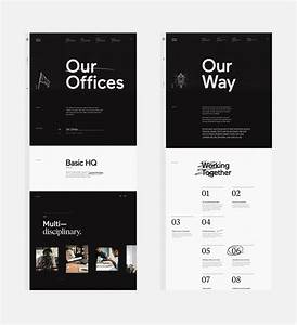 Basic Culture Manual Website Design And Branding Case