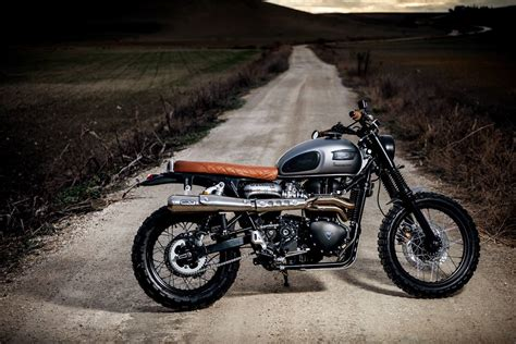 Triumph Scrambler Wallpaper Scenery Hd Desktop Wallpaper, Instagram Photo, Background Image