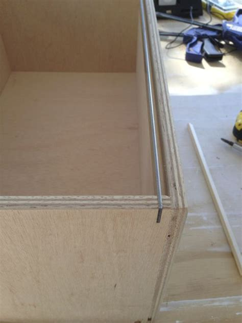 Drawers With Rails by How To Build A Hanging File Folder Drawer I Wanna Do It