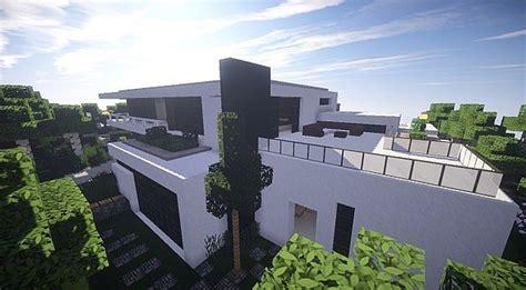 aspire modern beach house  minecraft house design