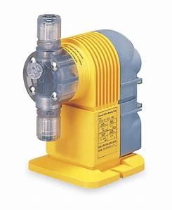 Manual Control Feed Verification Diaphragm Pump 10 5 Gpd