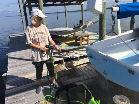 small boat restoration oday day sailer ii cyane