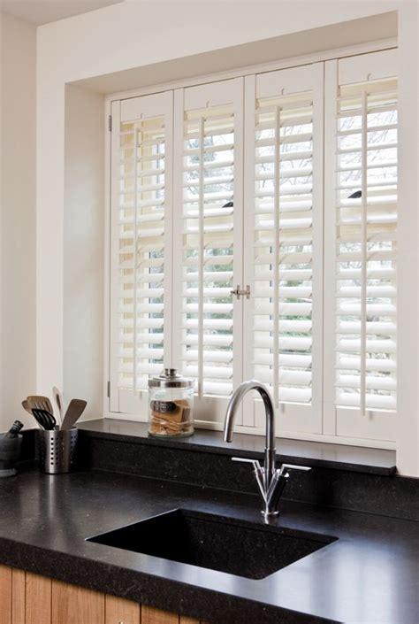 kitchen window treatment types   ideas shelterness