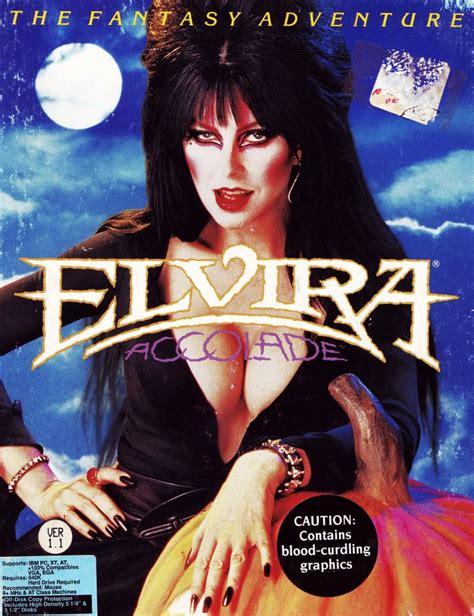 Gamis Elvira Florania elvira for amiga 1990 mobygames