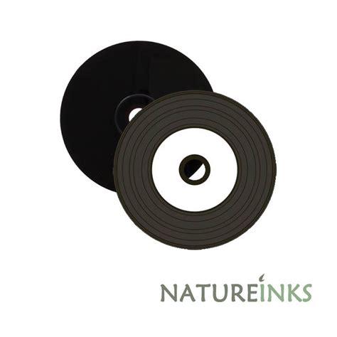 leere cd kaufen 10 schwarz flachbodenmutter vinyl aussehen cd r wei 223 druckfertig leere disc cd r ebay