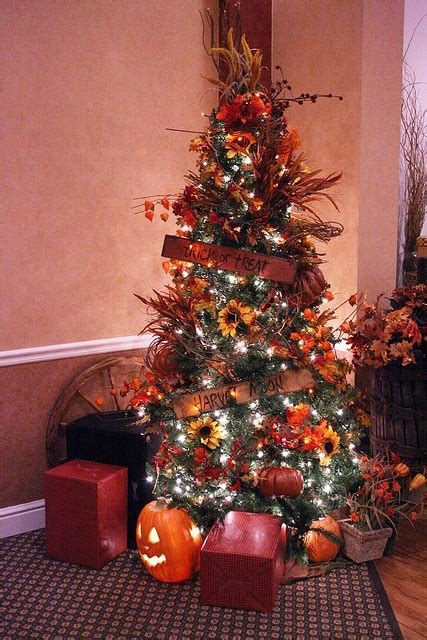 17 best ideas about fall christmas tree on pinterest diy