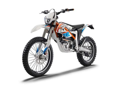 The Ktm Freeride E Is Finally Ready For