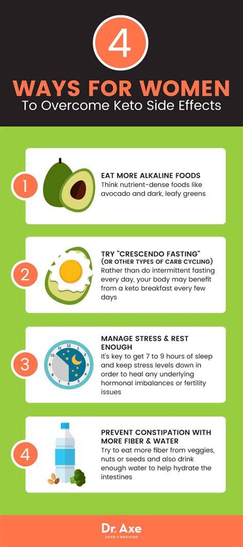 keto diet  women food list tips  overcome side