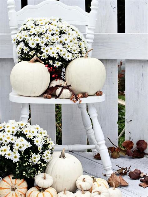 easy essentials  outdoor fall decorating diy
