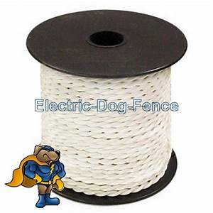 Invisible fencer compatible wire 20 gauge twisted solid for Top rated underground dog fence