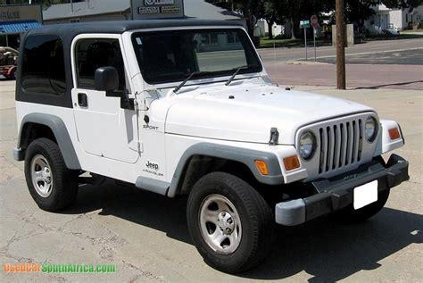 jeep wrangler   car  sale  worcester western cape south africa