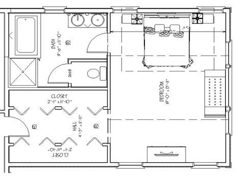 Master Bedroom Suite Addition Floor Plans Luxury Master