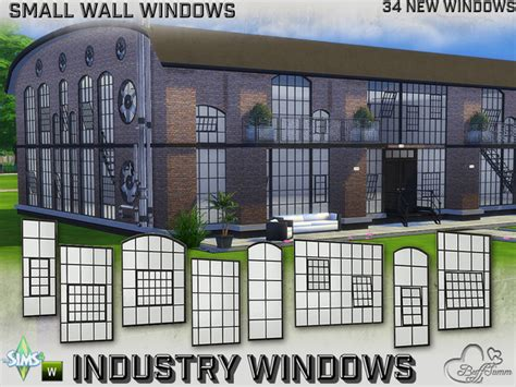 Buffsumm's Industry Windows For Small Wall Size Shower Curtain As A Closet Door Window Curtains Design Add To Wall Revit Round Rail Australia Gray And Yellow Valance Black Blackout Argos Pole Asda