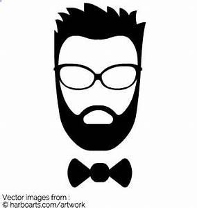 Hipster Beard Vector | www.pixshark.com - Images Galleries ...