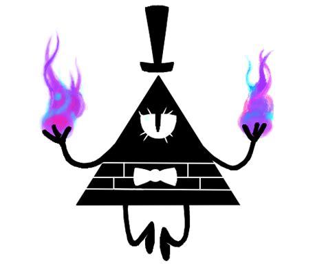 bill cipher desenho de ness gartic