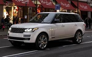 2014 Range Rover Autobiography Black  Lwb   Uk