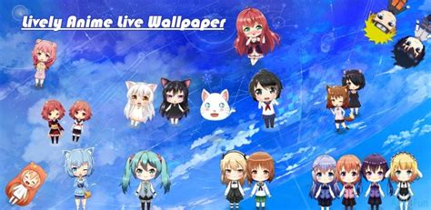 Lively Anime Live Wallpaper Apk - lively anime apk 2 1 2 lively anime apk apk4fun