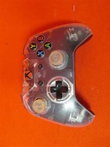 Broken Microsoft Wireless Controller For Xbox One