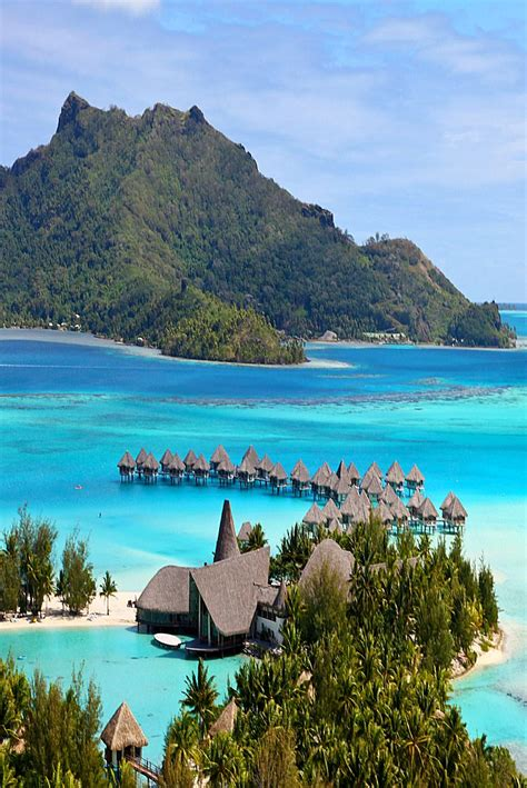 Best 10 Bora Bora French Polynesia Ideas On Pinterest