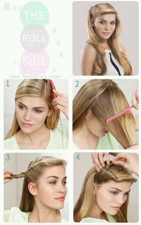 1940s Easy Hairstyles by Pin By Gessika Gesy On Hair In 2019 Vintage Hairstyles