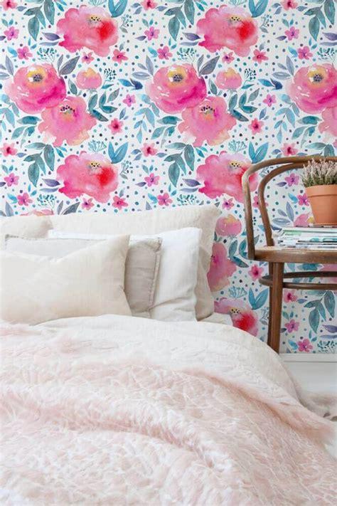 50 de papel de parede floral para inspirar voc 234