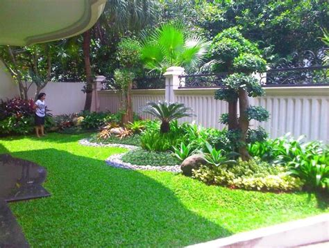 desain taman rumah sederhana minimalis terbaik