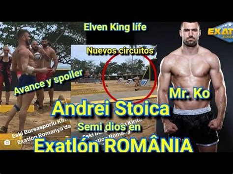 Andrei Stoica vs Thomas Alizier - full fight Video SK 2015