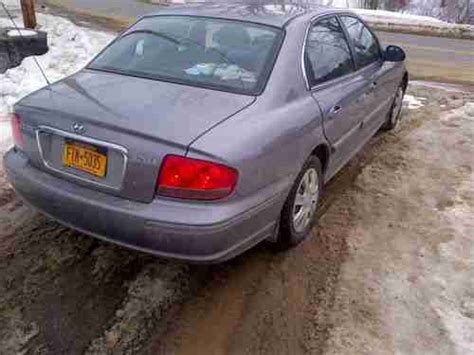 2005 Hyundai Sonata Gas Mileage by Purchase Used 2005 Hyundai Sonata Gl Sedan 4 Door 2 4l In