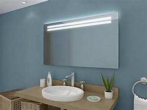Beleuchtung Für Badspiegel : badspiegel mit led beleuchtung nita ~ Markanthonyermac.com Haus und Dekorationen