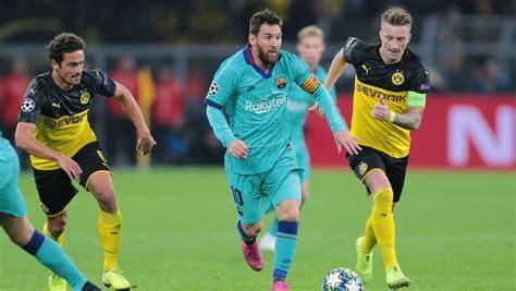 Fc Barcelona Vs Borussia Dortmund Channel