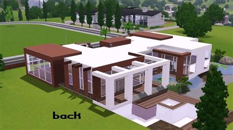 house designs sims  youtube