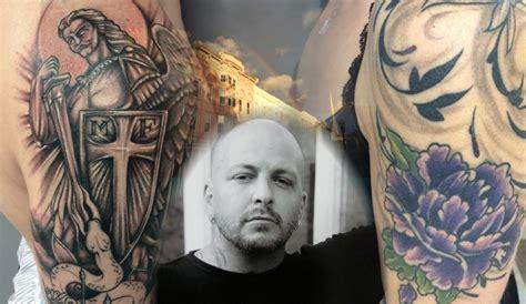 How Random Coincidence Turned Into A 30 Year Tattoo Career