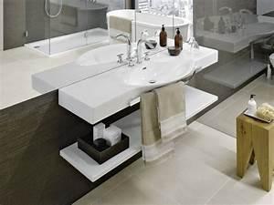 Lavabo Pour Toilette : les lavabos plans de toilette autoportant fiche produit ~ Edinachiropracticcenter.com Idées de Décoration