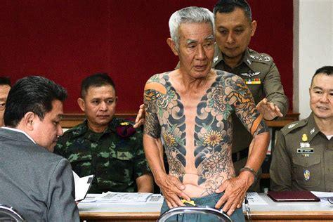yakuza gang boss shigeharu shirai arrested