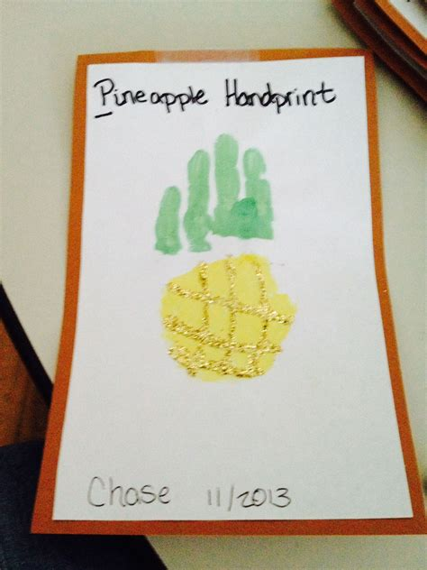p is for pineapple and crafts ideas for my 590 | b99c27f5e3532f78187238ae233b6d77