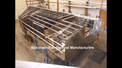Aluminum Fishing Boats Manufacturers by Aluminum Fishing Boat Manufacturers