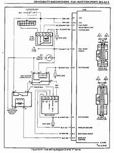 1986 Camaro Fuel Pump Wiring Harness Diagram