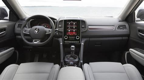 renault koleos 2017 interior renault koleos 2017 review by car magazine