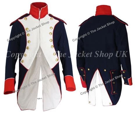 our photographs are of the actual item and are an accurate portrayal of infantry tailcoat tunic circa 1810 382
