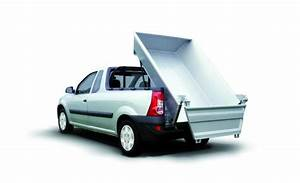 Dacia Pick Up Prix : logan pick up benne basculante ~ Gottalentnigeria.com Avis de Voitures