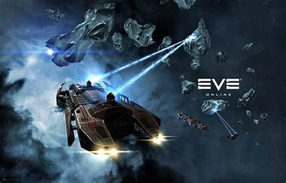 Eve Wallpapers Mining