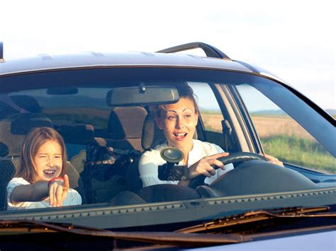 When Can My Child Safely Ride In The Front Seat Of A Car