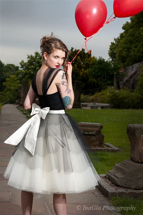 Oh My Honey: 1950s Inspired Bridal Fashion Marry Me Ink